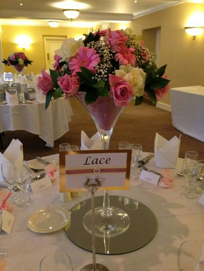 Wedding And Event Table Centres Hire Candelabra Hire Martini