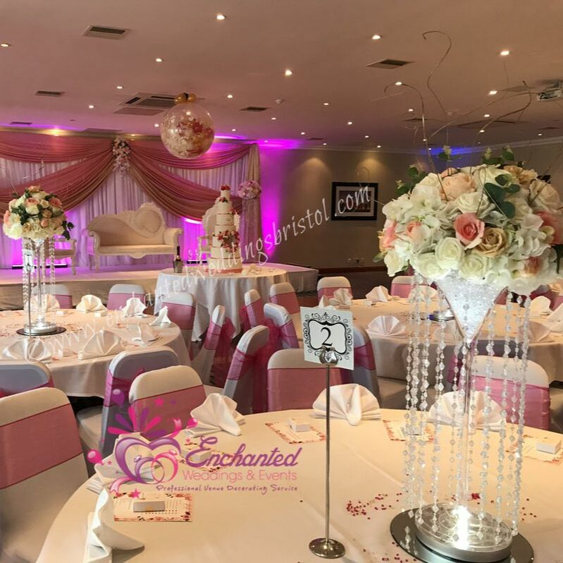 Enchanted weddings events bristol 0117 966 9990 wedding asian wedding decorating service junglespirit Images